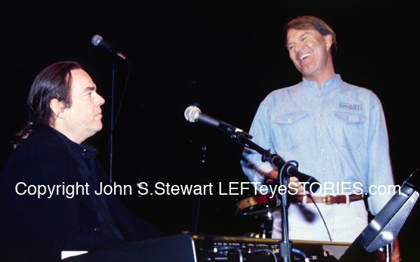 Jimmy Webb and Glen