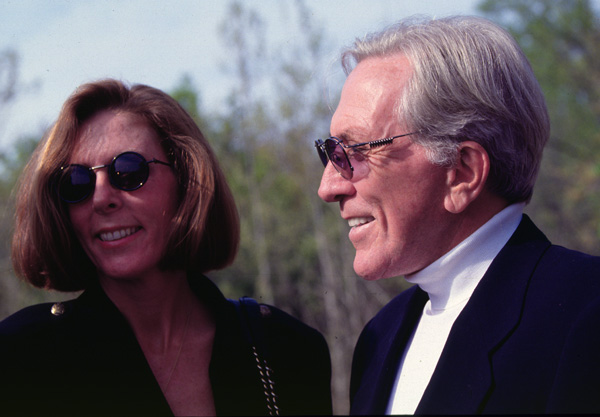Debbie and Andy Williams